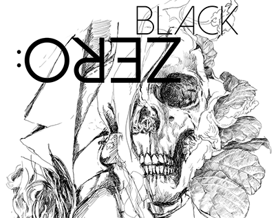 Zero:Black (Black & White)