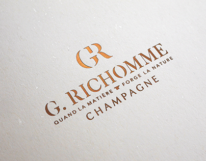 Champagne G. Richomme