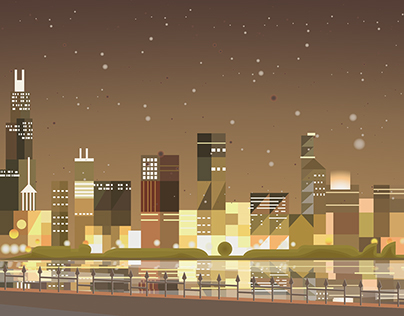 2D Cartoon Backgrounds