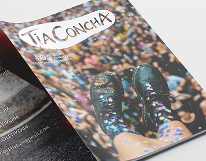 Revista Tia Concha #04 (Diagramação)
