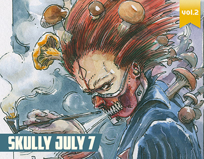 Skully July 7 vol.2