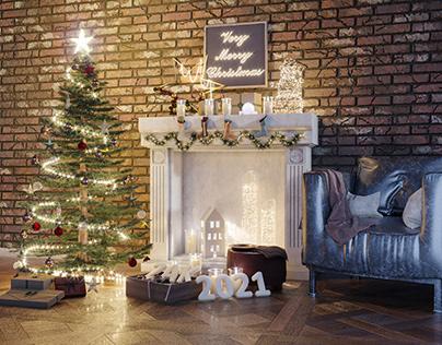 ChristMAX 2021 - Free Scene Gift