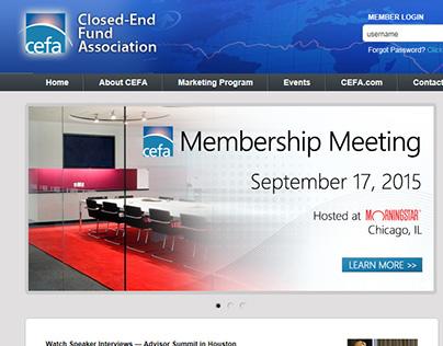 Closed-End Fund Association Digital