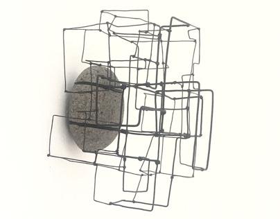 Dibujos y Piedras