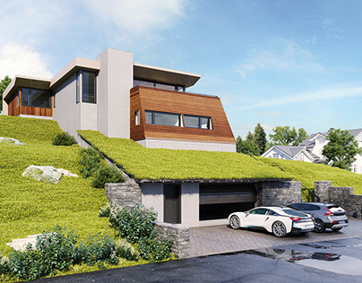 Amazing Norwegian Home | Modern Architect | DEER Design