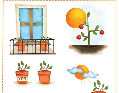 UOG Illustrations/icons