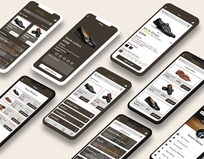 Rigel App-Because Shoes Take you Places