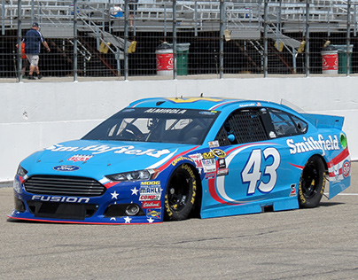 2015 #43 Smithfield 'Made in USA' Ford Fusion