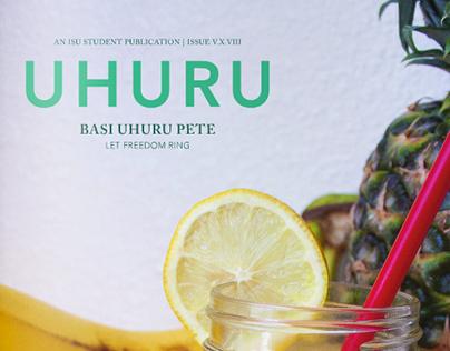 Uhuru Magazine, Iowa State University
