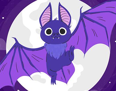 Freepik's Halloween Bat