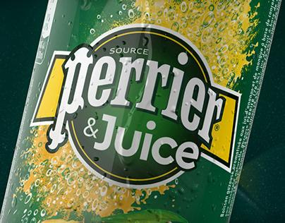 Perrier / Perrier & Juice