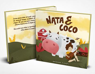 Nata and Coco Children Book
