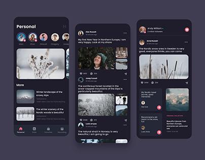 Report summary app