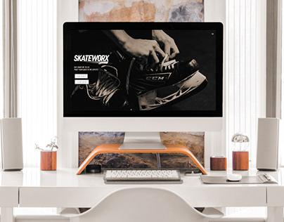 Skateworx Website