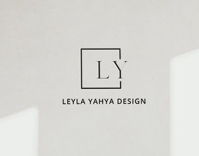 Logo for an Interior Designer