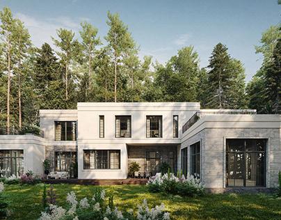Villa Zhukovka