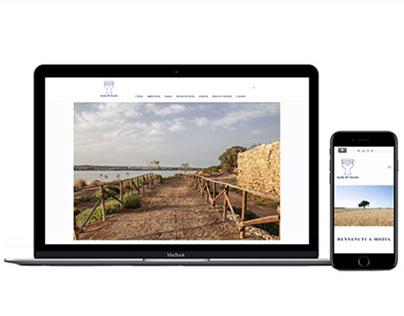 Isola di Mozia | website, seo & sem