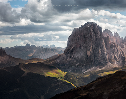 Once Upon a Time, Dolomites, Italy