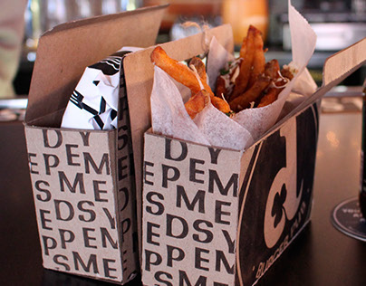 Re-branding Dempsey's takeout experience