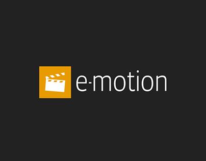 Diseño de marca - Emotion
