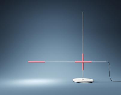 PLUSminus lamp