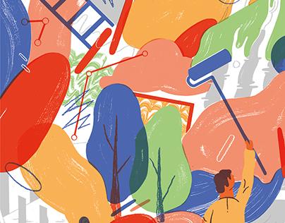 Art and Biobased Economy