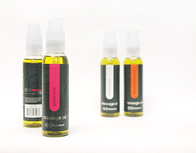 Babeland Massage Products   Branding + Packaging