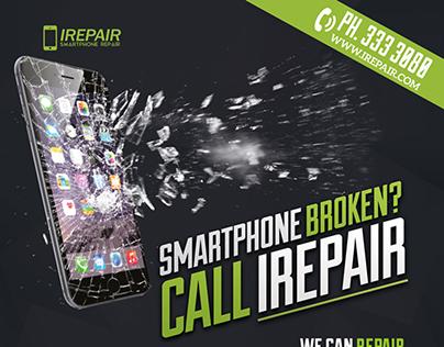 Smartphone Repair 3 Flyer/Poster