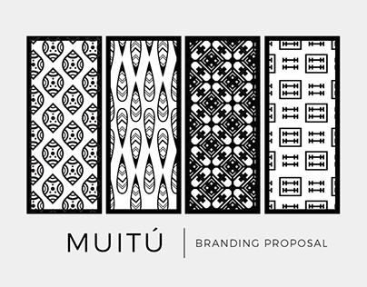 MUITÚ | Branding Proposal