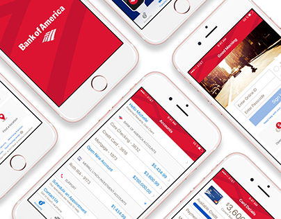 Bank of America Consumer Mobile App