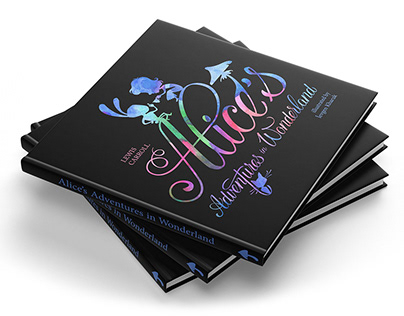 Alice's Adventures in Wonderland Picture Book