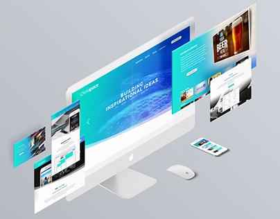 Cickspace new website