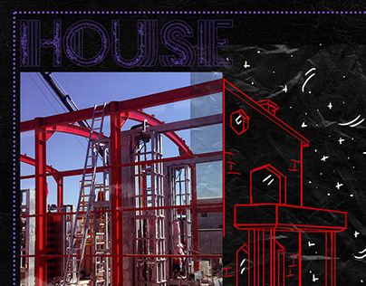 """""""House"""" Poster"""