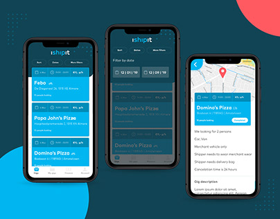 iShipit - delivery startup