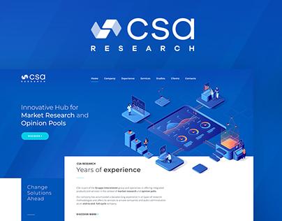 Branding and website