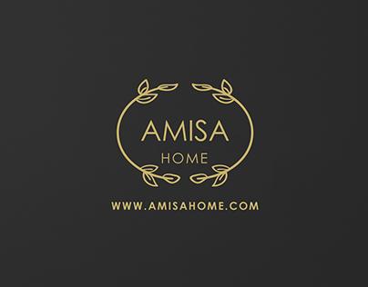 AMISA - Brand Identity