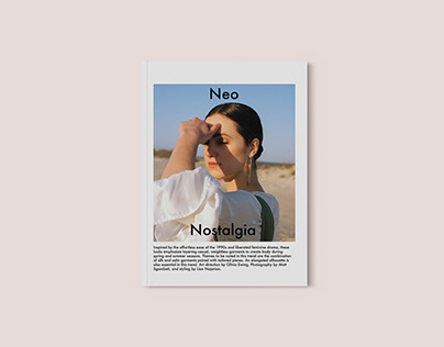 The Gentlewoman Mock Editorial