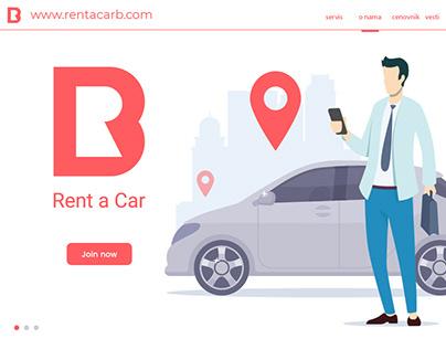 Rent a car B