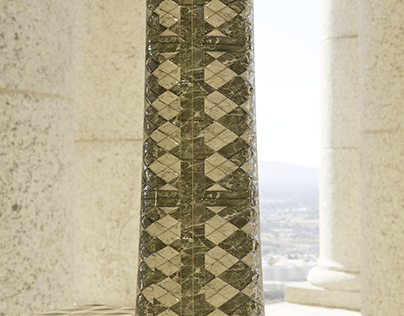 Mid Poly Pillars