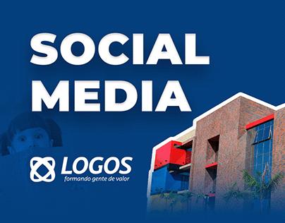 Social Media | Centro Educacional Logos
