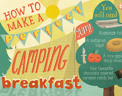 How to Make a Perfect Camping Breakfast