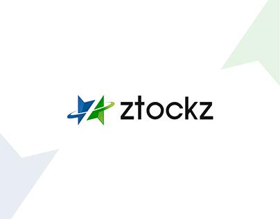 Ztockz Logo Design