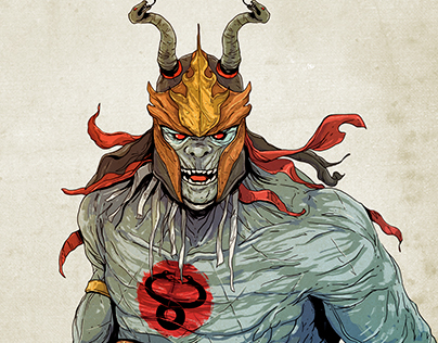 Mumm-Ra - The Ever-Living
