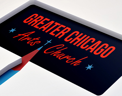 Greater Chicago Arts Church Logo