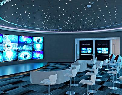 ETISALAT OFFICE- DUBAI