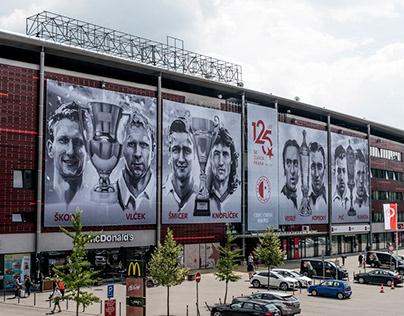 Slavia 125 Years Anniversary