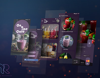 UI/UX Designs (Mobile Applications and Website)
