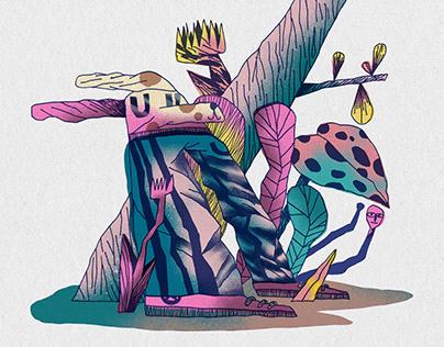 Illustrations January-August 2019