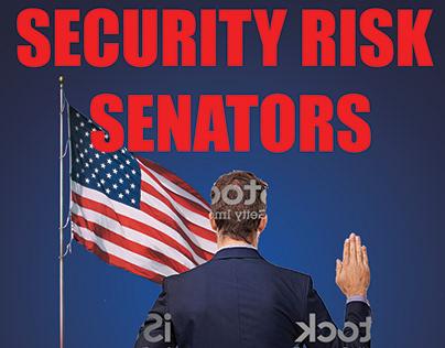 Security Risk Senators - Book Cover