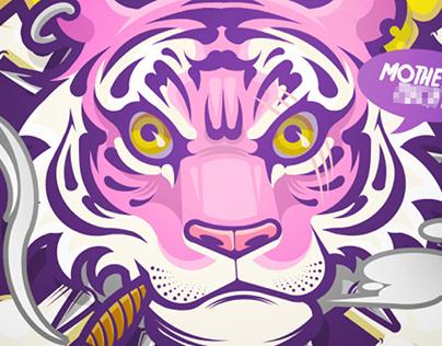 Gangsta Tiger